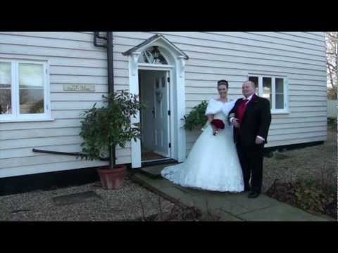 Clare and Joe's Blake Hall Wedding Trailer by HNE Media