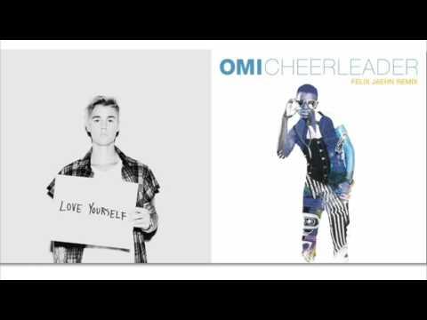 Justin Bieber vs. OMI - Love Yourself vs. Cheerleader (Mash-Up)