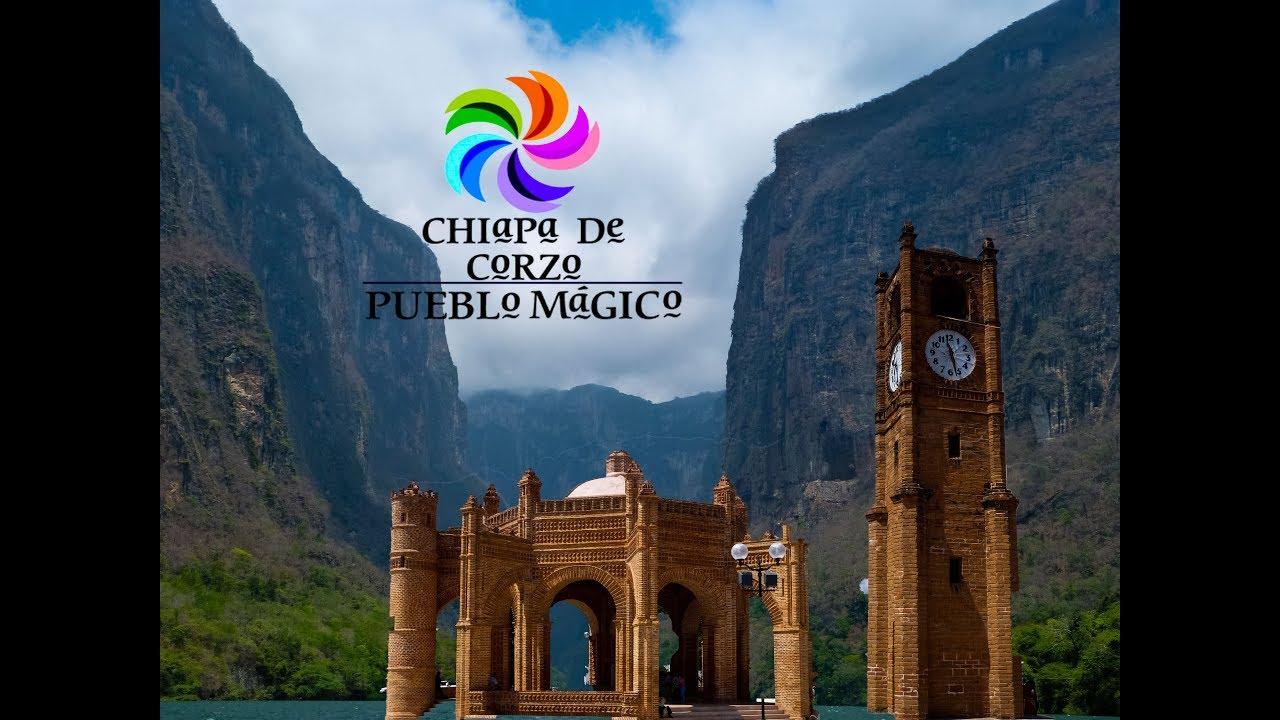 Chiapa de Corzo y el Cañón del Sumidero,