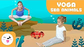 Yoga For Kids With Animals Smile And Learn Youtube