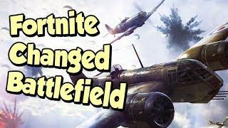 HOW Fortnite changed Battlefield 5 FOREVER