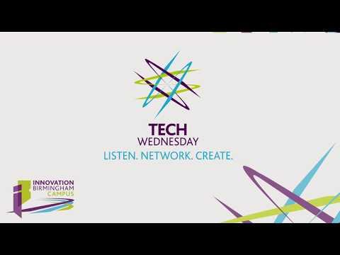 Tech Wednesday - Woman in Tech (16/05/2018)
