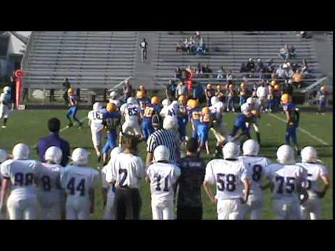 Leo Football 7th grade vs Angola Home ax