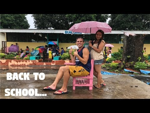 CANADIAN GOES BACK TO SCHOOL IN THE PHILIPPINES...