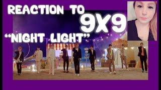 "REACTION TO 9X9 ""NIGHT LIGHT"" /THAILAND"
