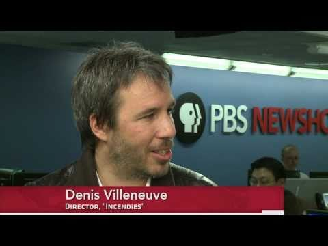 Denis Villeneuve, Director of 'Incendies'