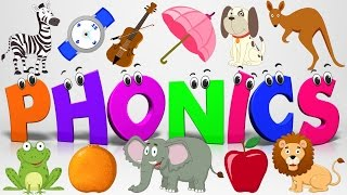 Phonics Song | ABC Songs | Alphabet Learning Videos For Toddlers | Rhymes For Children by Kids Tv
