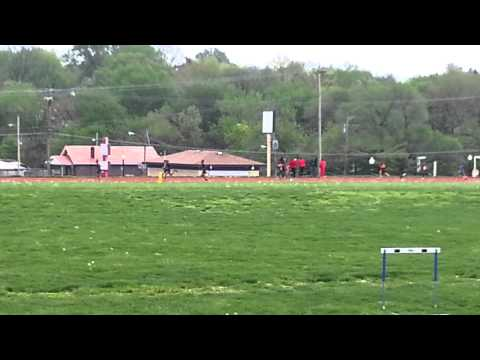 Lazarus Aeneas Williams 800 Meter Run