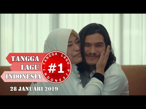 Tangga Lagu Indonesia  (28 Januari 2019)