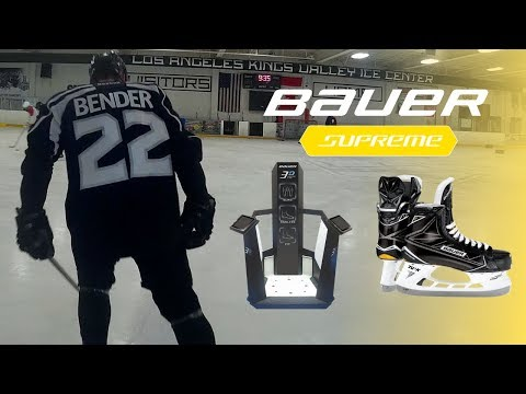 Bauer 3D Skate Lab & Supreme 1S Skate Review
