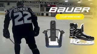 Bauer 3D Skate Lab & Supreme 1S Skate Review