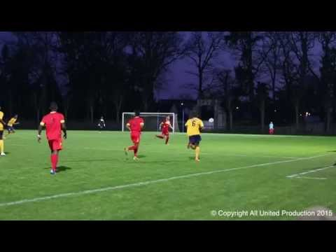 Match Complet USM Montargis - USO Orléans SENIOR Coupe du Loiret 08/04/2015