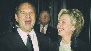 Roger Stone: Hillary Tries To Pin Weinstein On Trump