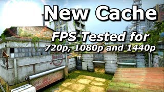 New Cache - FPS Tested Video