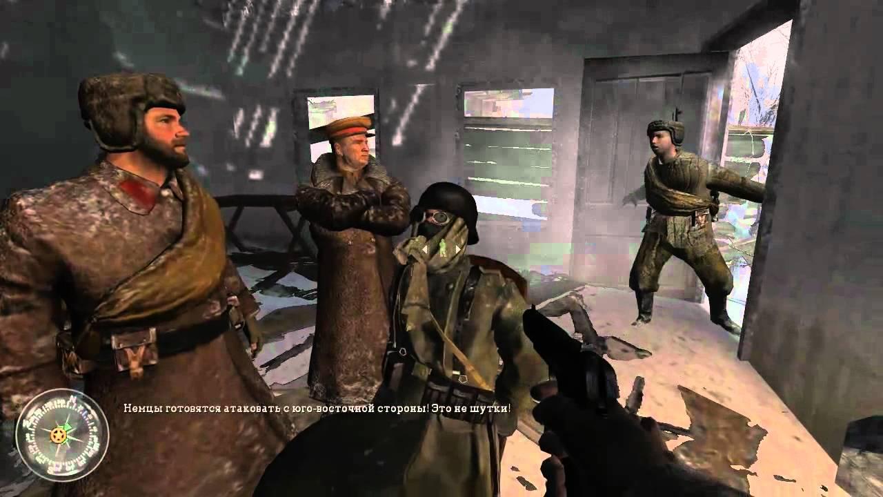 Игра Call of Duty 1 / Кол оф Дьюти 1 Скачать Торрент