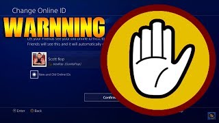PS4 UPDATE COMING- PSN NAME ISSUES PERMANENT - Gaming News!