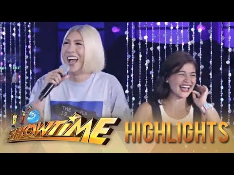 It's Showtime Miss Q & A: Vice Ganda's song
