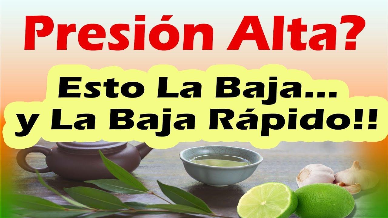 COMO BAJAR LA PRESION ALTA: Si Buscas Por Como Bajar La..