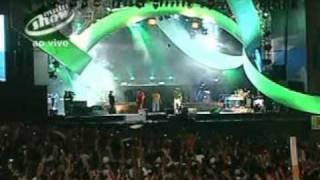 Black Eyed Peas Pump It Live At Ipanema Beach Brazil 01 01 07 Saci