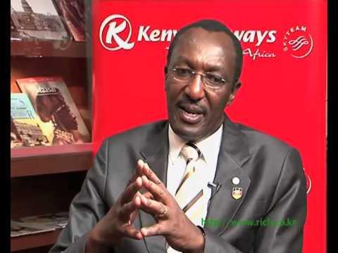 Interview with Dr.Titus Naikuni CEO Kenya Airways -  Part two