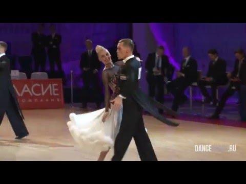 Терехов Артем - Асеева Анна, RUS, Final English Waltz