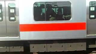 Repeat youtube video 都営三田線6300形 VS 東急東横線5050系 併走バトル