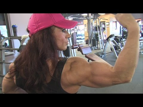 Off the Beaten Path: Indiana's first professional female body builder