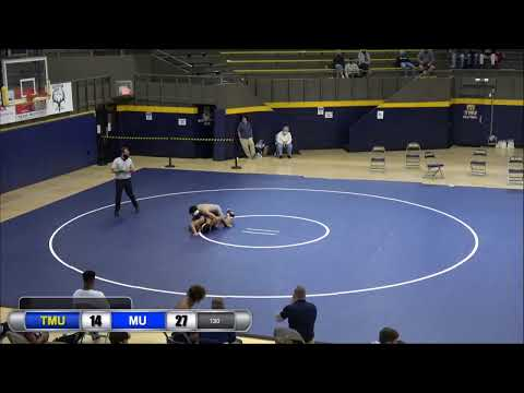 Wrestling vs. Midway University & St. Thomas University