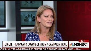 PROOF Katy Tur has a crush on Donald Trump