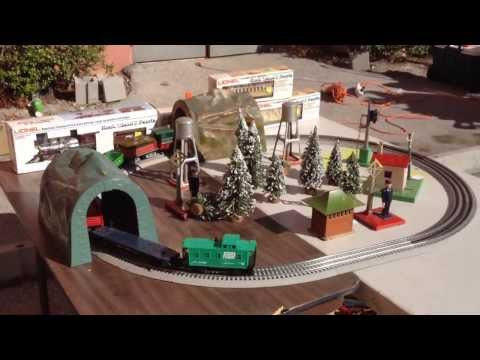 Antique Estate Sale at our Antiques Mall featuring model RailRoad trains
