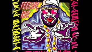 AFRIKA BAMBAATAA   FEELING IRIE  PUMPIN MIX   B2  1993  DANC