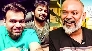 Venkat Prabhu's Funny Reply to his Fan! | Jai - Premji Accident Issue! | Party Movie