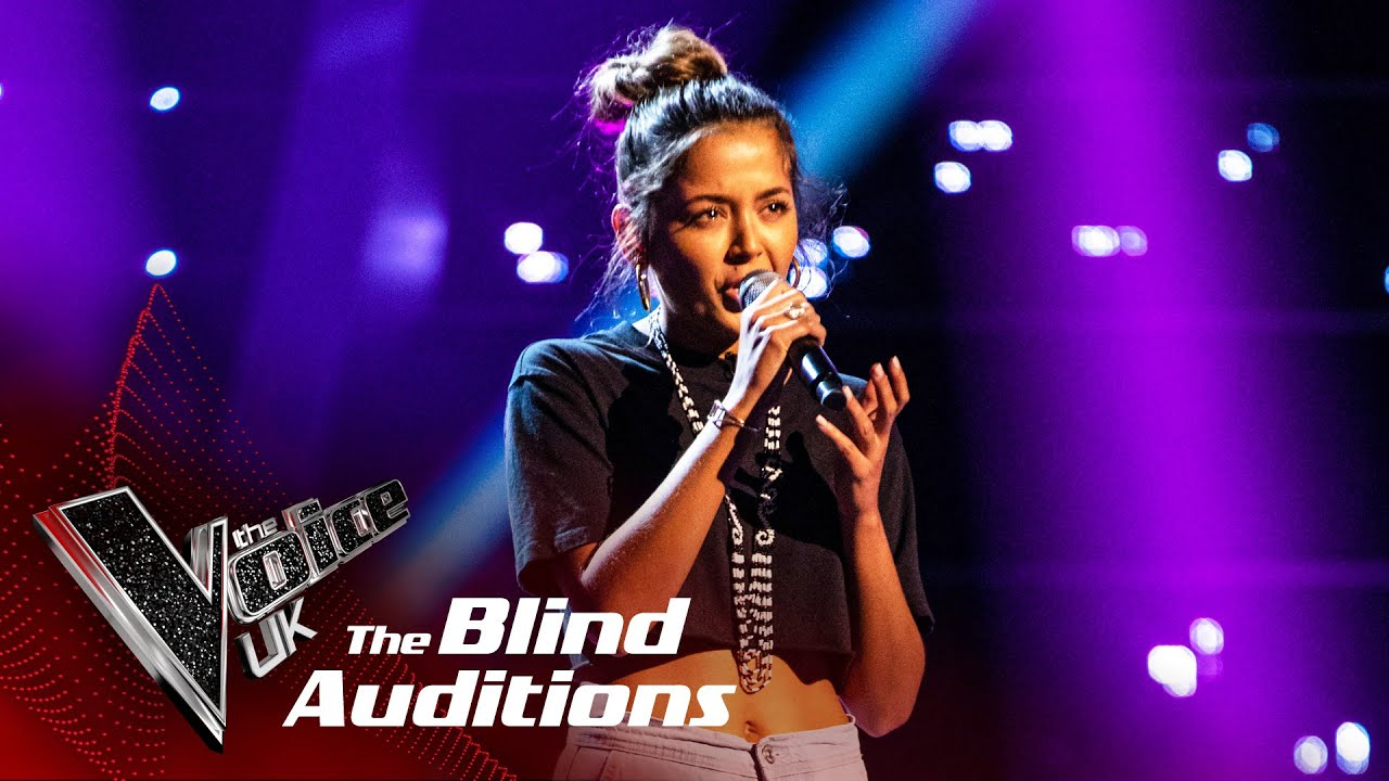 Download Claudillea Holloway's 'Queen of The Night Aria' | Blind Auditions | The Voice UK 2020