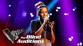 Claudillea Holloway's 'Queen of The Night Aria' | Blind Auditions | The Voice UK 2020