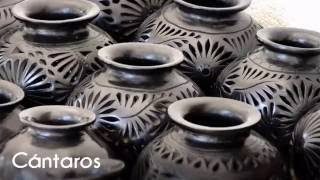 Artesanias de Oaxaca, Barro Negro de Oaxaca