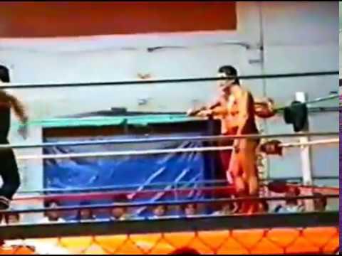 DANNY GRIMALDO Y RODOLFO RUIZ vs BLACK SHADOW Jr. Y KU KLUX KLAN I. 1993.