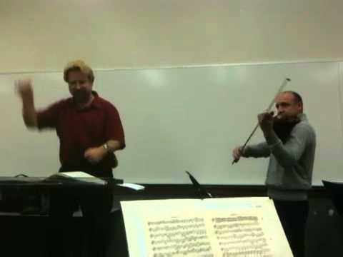 Jassen Todorov with Redwood Symphony