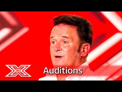 Simon can't help falling in love with Eddie Lee | Auditions Week 1 | The X Factor UK 2016