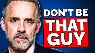 The 3 Mistakes You MUST Avoid - Jordan Peterson