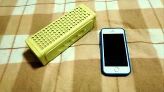 YAMAHA NX-P100 WITH IPHONE 5S
