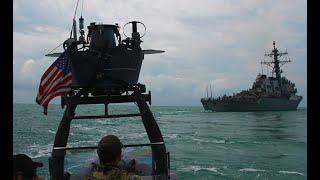 Путин: если в течение трех дней корабли НАТО не покинут Черное море, они окажутся на дне!.