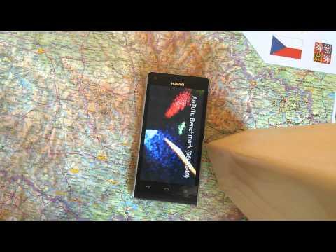 Huawei Ascend P7 mini- Antutu Benchmark