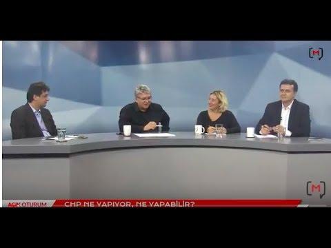 Açık Oturum (116): CHP ne yapıyor, ne yapabilir? Melda Onur, Murat Somer ve Yunus Emre