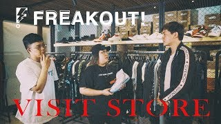 FREAKOUT! STORE VISIT #1: HYPEBEAST STUFF STORE, Hidden Treasure in West Jakarta.