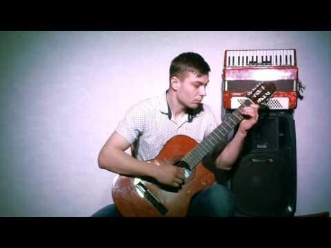 Samidare - guitar cover(Naruto Shippuuden soundtrack)