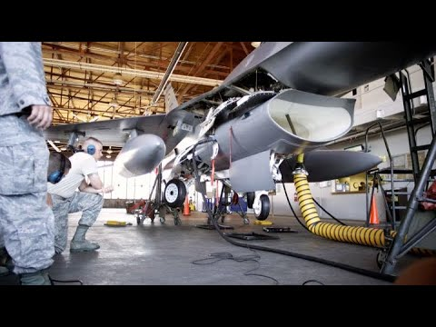U S  Air Force: Tactical Aircraft Maintenance