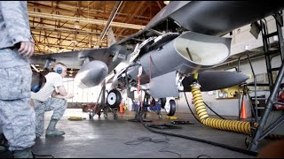 U.S. Air Force: Tactical Aircraft Maintenance