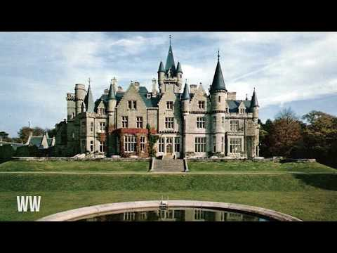The Most Beautiful Abandoned Mansions In The World - WEB WATCH