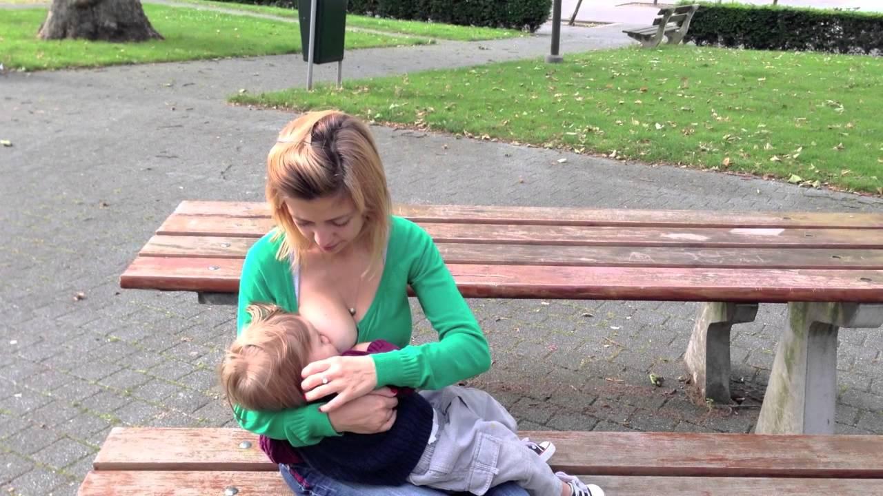 image Breastfeeding hand expression tutorial