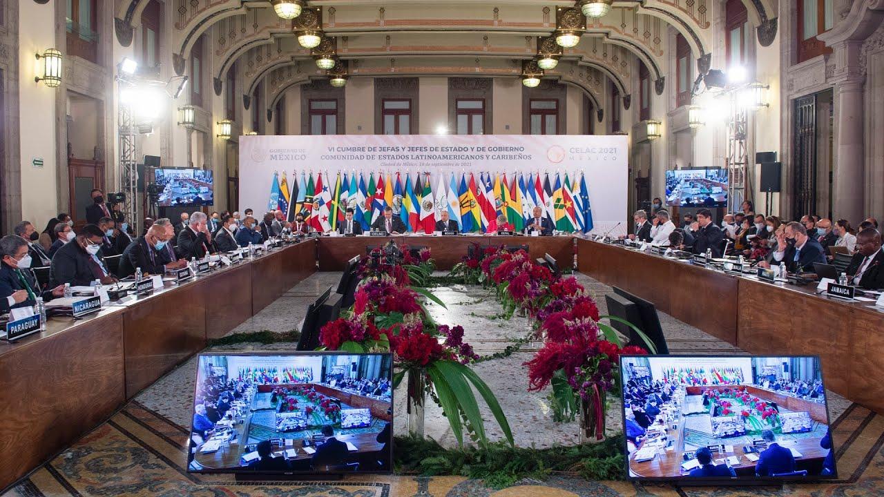 Download VI Cumbre de la Comunidad de Estados Latinoamericanos y Caribeños (CELAC), desde Palacio Nacional